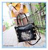 Fashion Summer Desigual Woman Cat Bags Ladies New Black And White Handbags