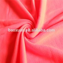 polyester 100% dye polar fleece fabric