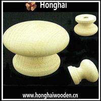 mushroom wooden drawer cabinet bed knobs handle