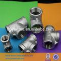 zincato malleabile tubo di ferro croce di montaggio