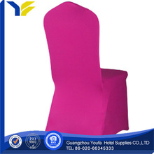 beach wholesale 100% polyester lycra chair cover wedding decoration