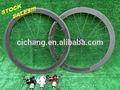 Nouveau produit de bricolage 2014 chinois. roues en carbone de haute qualité