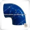 2-PC 45/90/T Degree Waterproof Aluminum Gas Pipe Insulation