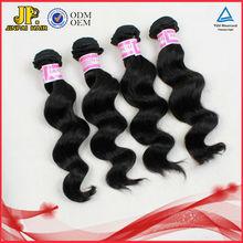 JP Hair Long Lasting Wholesale Virgin Brazilian Synthetic Hair Extension