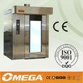 Eléctrica comercial tostadora de pan/de gas horno de alimentos( fabricación, ce&iso)