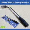 Tyre Wrench Spanner Changing Tool Breaker Bar Multi Socket 17 19 21 23 mm Change