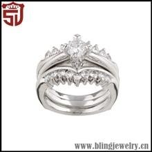 Attractive Designer Finger Rings One Set