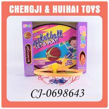 Cheap sport toys kids plastic mini basketball board toys set