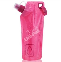 Sports drinking plastic water bag/water bag