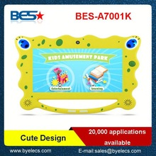 housing material using without excitant odour 7 inch firmware android 4.1 mid