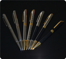 2014 in guangzhou factory hot-selling good quality gift deluxe pen set sample is free