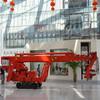 crawler lift(26M crawler Telescopic boom lift,diesel or electric spider lift)