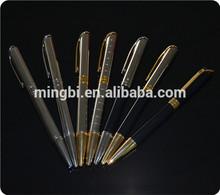 2014 in guangzhou factory hot-selling good quality mini short foam metal eva pen sample is free