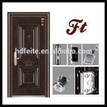 door key blank steel door metal security doors