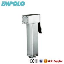 Square Toilet Hand Held Shower Shattaf Flexible Bidet Spray And Hose BSP010