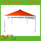 structure metal roof tent