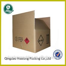Manufacturer recycled corrugated custom carton box