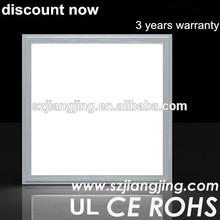 discount price 40w led panel light round slim interface install 225mm TUV