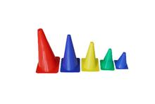 plastic soccer marker cones for speed training