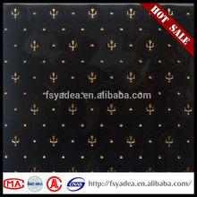 Golden Polished Decor Tile, Floor Tile 300x300mm