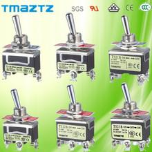 sub miniature toggle switch / 2 position toggle switch / toggle switch waterproof cap