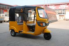 high quality DUDU oil motorized tricycle