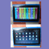 512MB Memory Capacity and Capacitive Screen Touch Screen Type tablet
