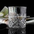 Alta calidad de vidrio vaso de agua taza taza whisky