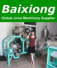 Economic bottled fresh fruit pulper machine (Hot sale)
