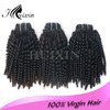 Full cuticle mongolian hair, virgin mongolian kinky curly hair