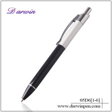 Printing custom logo multicolor advertising metal ballpoint pen brands