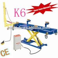 K6 Portable Frame Machine/collision repair car bench/Auto Chassis Straightener