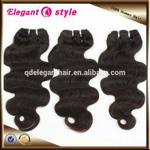 100 unprocessed machine hair weft origin Hot selling! Queen Hair Product top grade body wave cheap virgin hair