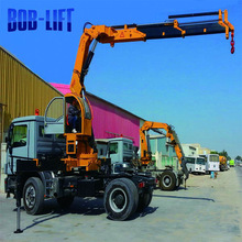 Competitive price 16 ton knuckle boom used lorry loading electrical crane machine made in China SQ16ZA3