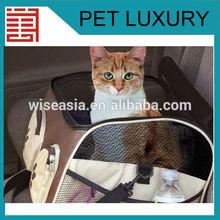 3-in-1 Pet Booster pet car seat cover