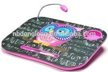 kids children laptop desk/table/stand/lab desk with cartoon printing