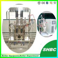 Stainless steel fermenter equipment,fermentor,bioreactor,laboratory fermentor bio fermenter,lab stainless-steel reactor
