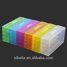 Hot Selling 18650 Battery Case/plastic battery case/battery storage box