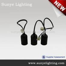 CE, VDE,SAA, RoHS, E27 Light Socket ,Bulb holder,table lamps modern