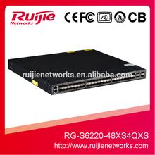 RG-S6220-48XS4QXS 48 ports 10G enterprise switch