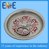 Clear ring off with red logo easy open end wholesale in Kampuchea