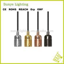 CE, VDE,SAA, RoHS, E27 Light Socket ,Bulb holder,table lamp hoders
