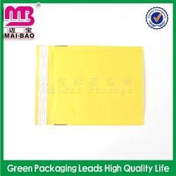 customized printing pattern brown ribbed kraft paper bag ribbed