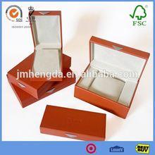 custom luxury recycled printed rectangle folding hard gift paper box
