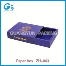 Manufacturer packaging recycled basketball packaging paper box with a competitive