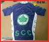 custom dye sublimation coolmax design cycling jersey