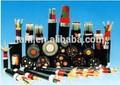 Pvc/xlpe isolado pvc de revestimento de fio elétrico/cabo de alimentação