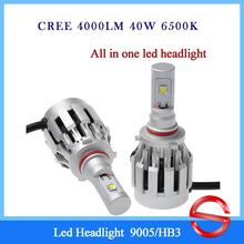 Factory car accessory cob cree led light XM-L2 led tuning light 20W