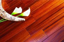 Water proof smooth solid acient kayu merbau wood flooring supplier indonesia