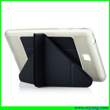 for android tablet pc samsung t230 transformers leather case